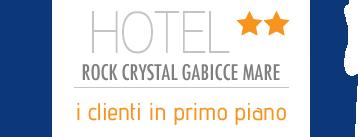 Hotel Rock Crystal Gabicce Mare